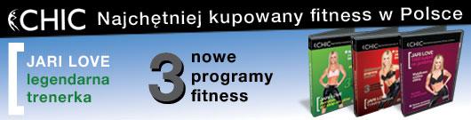 Najch�tniej kupowany fitness w Polsce - Jari Love