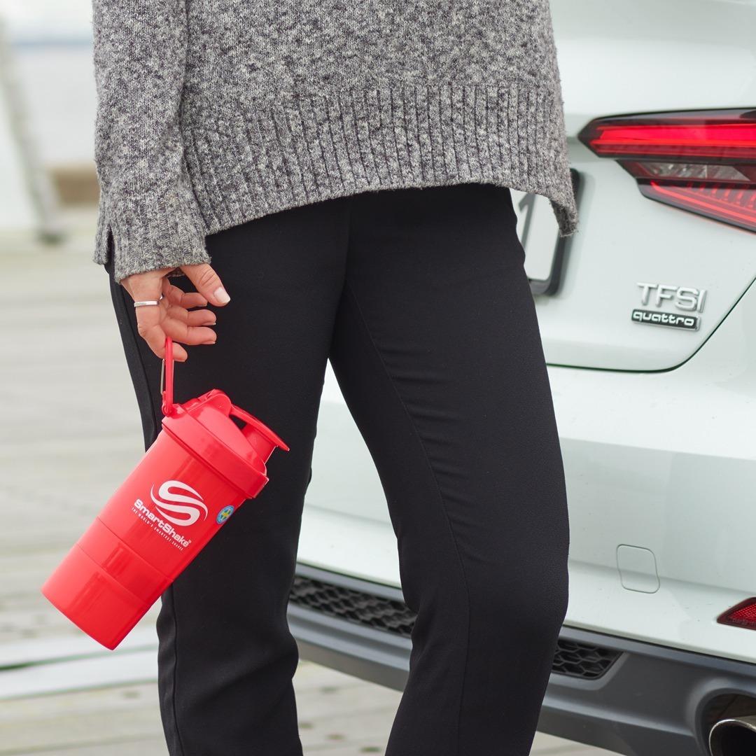 świeże style nowe niższe ceny sprzedaż uk SHAKER STANDARD - 600ml Smart Shake (neonowy czerwony)