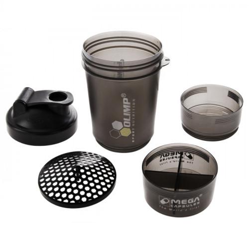 Olimp - SHAKER SMART SHAKE BLACK LABEL - 400 ml (2)