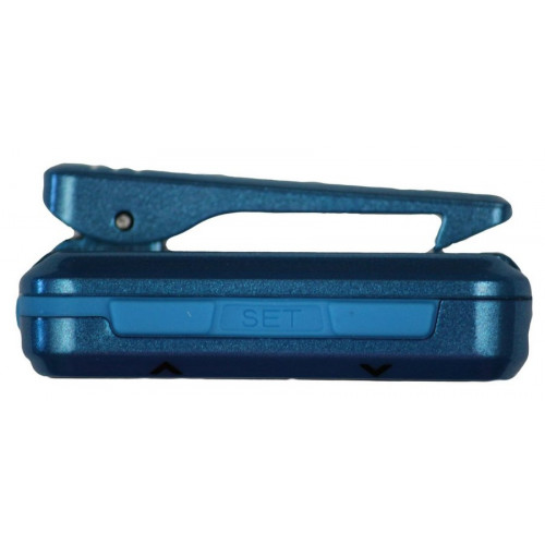 Zegar / stoper interwałowy GYMBOSS (niebieski) (4)