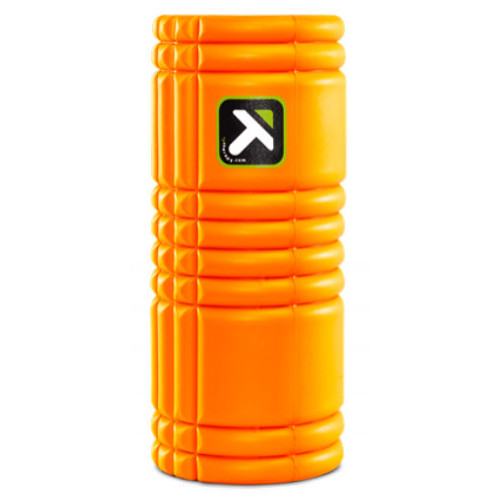 Wałek Grid Foam Roller 33 cm TRIGGER POINT (pomarańczowy) (1)