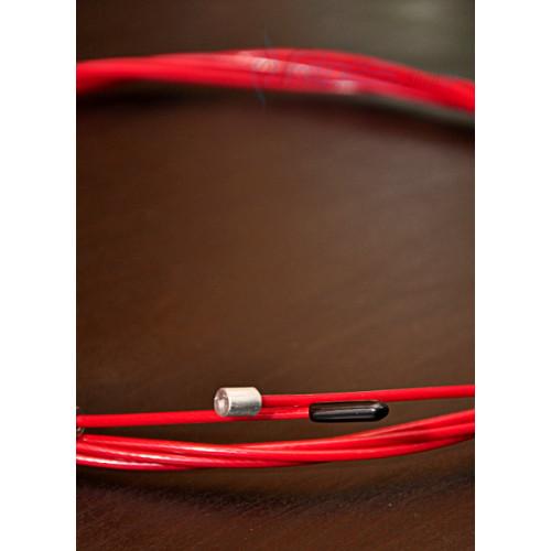 Wymienna linka do skakanek 305cm ROGUE (czerwona) (7)