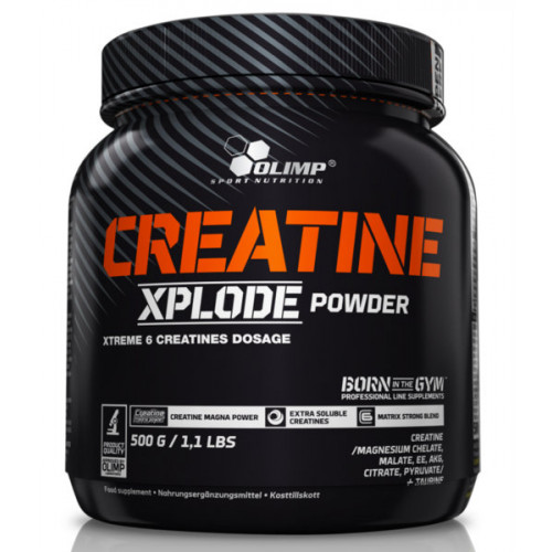 Olimp - CREATINE XPLODE - 500 g (1)