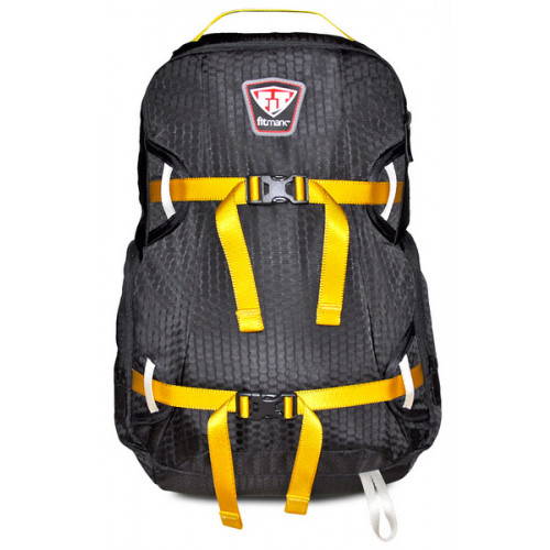 DIAMOND SKI PACK FITMARK -  Plecak sportowy (czarny) (1)