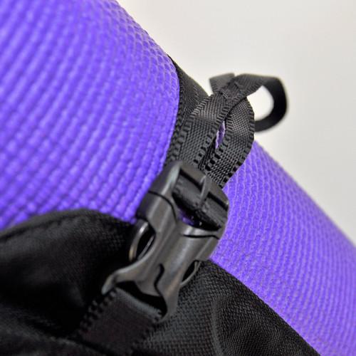 YOGA ME BACKPACK FITMARK -  Plecak sportowy (czarny) (7)