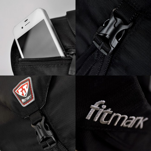 YOGA ME BACKPACK FITMARK -  Plecak sportowy (czarny) (9)