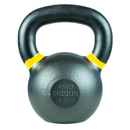 Hantla żeliwna kettlebell TOP TRAINING 16 kg - PROUD (2)