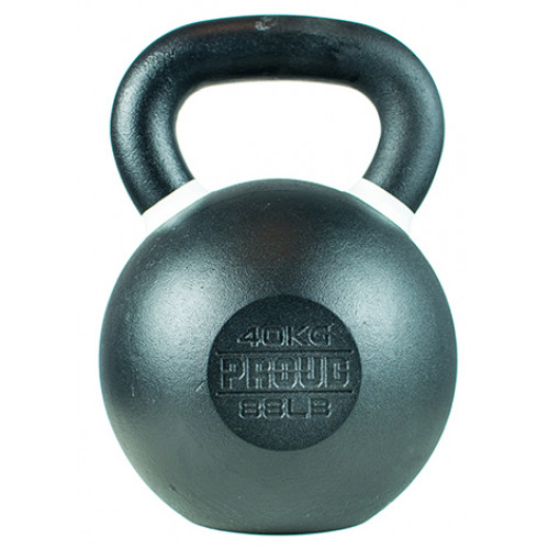 Hantla żeliwna kettlebell TOP TRAINING 40 kg - PROUD (2)