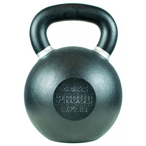 Hantla żeliwna kettlebell 44 kg - PROUD (2)