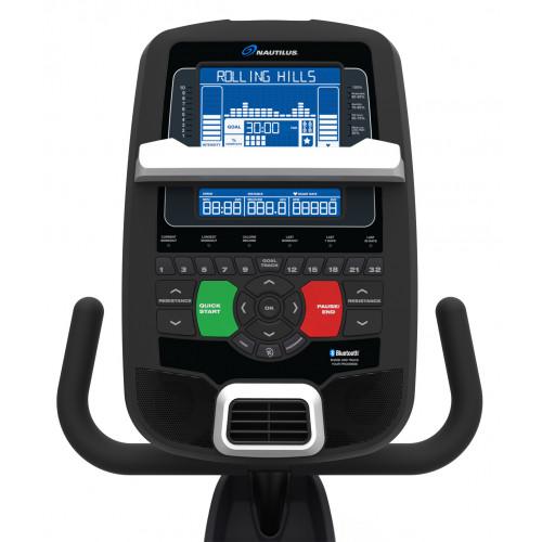 NAUTILUS Rower poziomy programowany R628 (4)