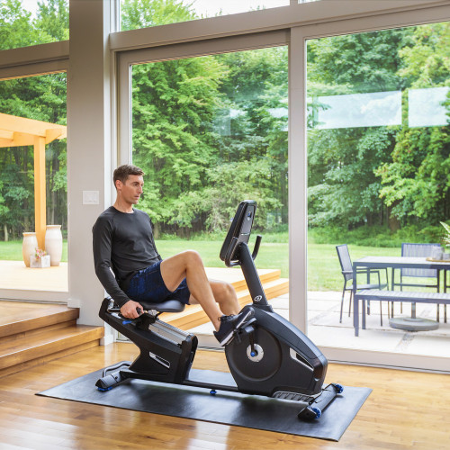 NAUTILUS Rower poziomy programowany R626 (5)