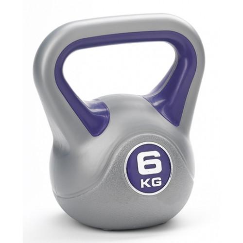 Hantla Kettlebell 6 kg - YORK (1)