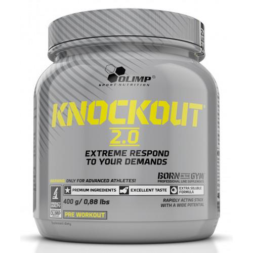 Olimp - KNOCKOUT® 2.0 - 400 g (1)
