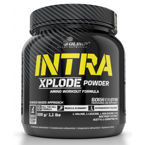 Olimp - INTRA XPLODE POWDER - 500 g  (1)