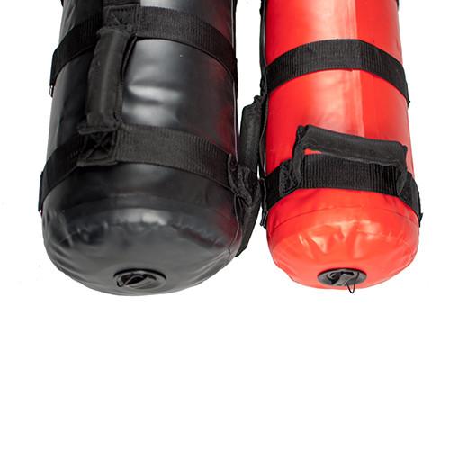 Worek treningowy PowerBag wypełniany wodą 35 kg TSR (czarny) (5)