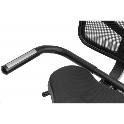 Rower elektryczno-magnetyczny leżący HS-100L Edge iConsole Hop Sport + mata (14)