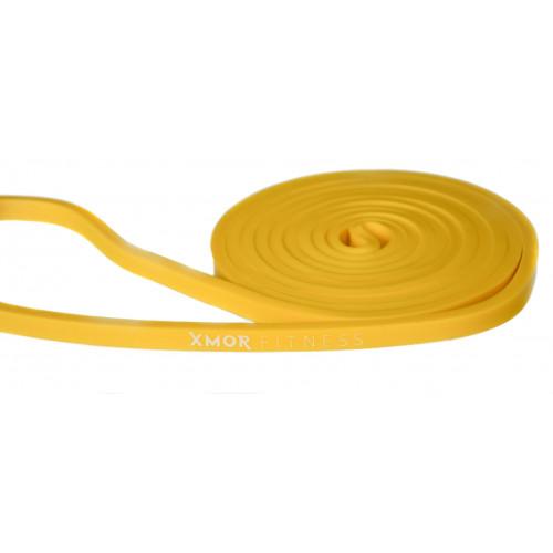 Guma oporowa POWER BAND 0-5 kg XMOR (żółta) (3)