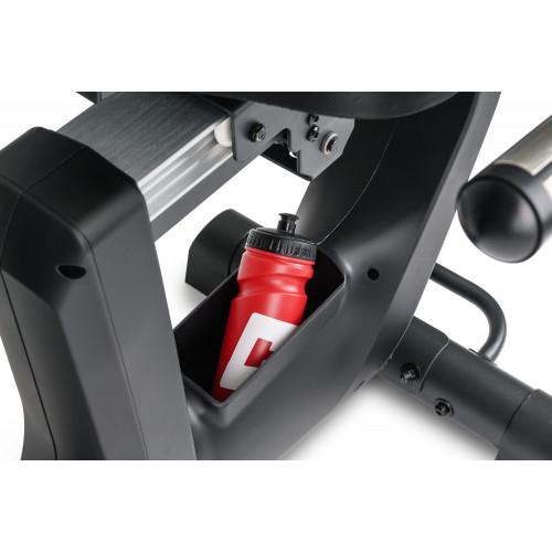Rower elektryczno-magnetyczny leżący HS-100L Edge iConsole Hop Sport + mata (12)