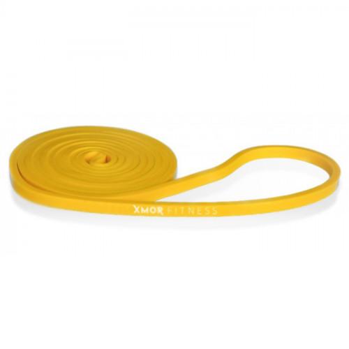 Guma oporowa POWER BAND 0-5 kg XMOR (żółta) (6)