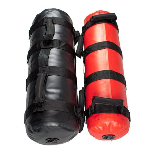 Worek treningowy PowerBag wypełniany wodą 35 kg TSR (czarny) (3)