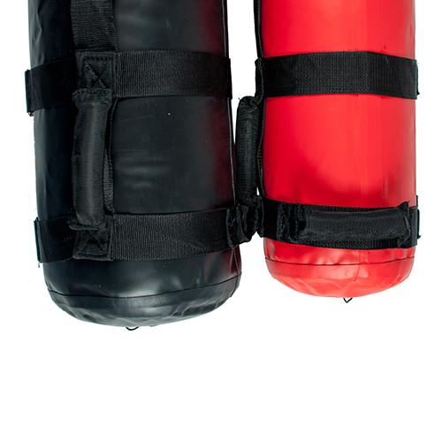 Worek treningowy PowerBag wypełniany wodą 35 kg TSR (czarny) (4)