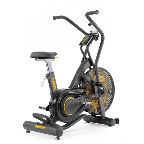Rower treningowy AIR BIKE 2.0 PROUD (żółty) (1)