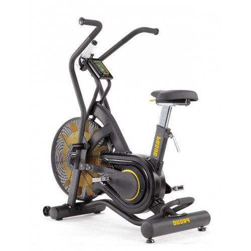 Rower treningowy AIR BIKE 2.0 PROUD (żółty) (4)