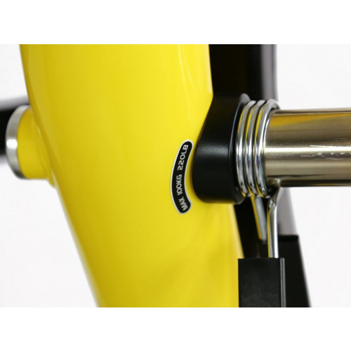 Maszyna Wide Chest Press do treningu klatki piersiowej, tricepsów i przednich naramiennych (wyciskanie szerokie) GOLD LINE (4)