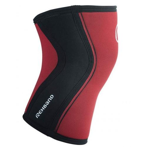 Stabilizator Kolana Rx 105304-01 Rehband 5 mm (czerwony) (2)