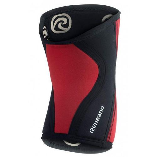 Stabilizator Kolana Rx 105304-01 Rehband 5 mm (czerwony) (3)