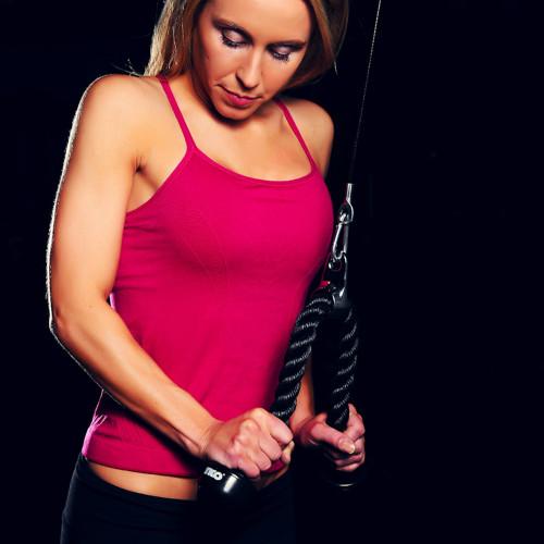 Uchwyt do tricepsu 820TR 60 cm - TKO (3)