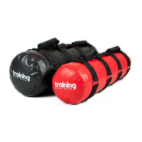 Worek treningowy PowerBag wypełniany wodą 35 kg TSR (czarny) (2)