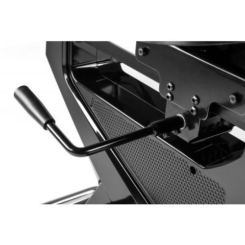 Rower elektryczno magnetyczny leżący HS-070L Helix z IConsole+ Hop Sport (szary) (14)