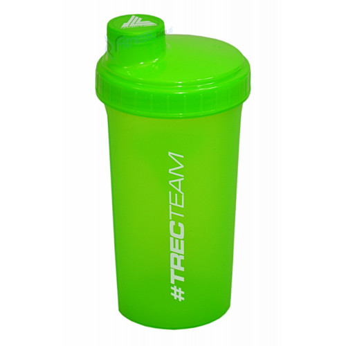 Trec - SHAKER plastikowy TREC TEAM - 0,7 l (zielony) (3)