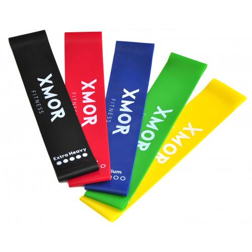 MINI BANDS zestaw gum oporowych XMOR (2)