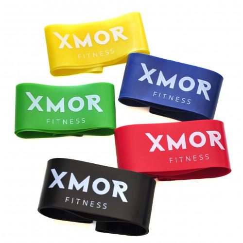 MINI BANDS zestaw gum oporowych XMOR (5)