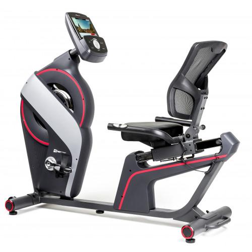 Rower elektryczno-magnetyczny leżący HS-200L Dust iConsole+ Hop Sport  (4)