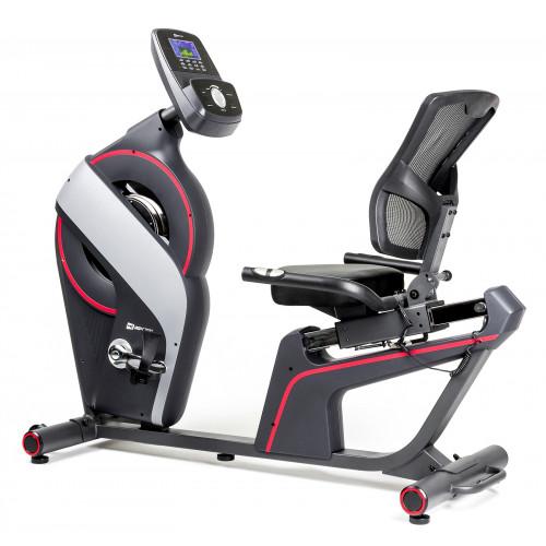 Rower elektryczno-magnetyczny leżący HS-200L Dust iConsole+ Hop Sport  (1)