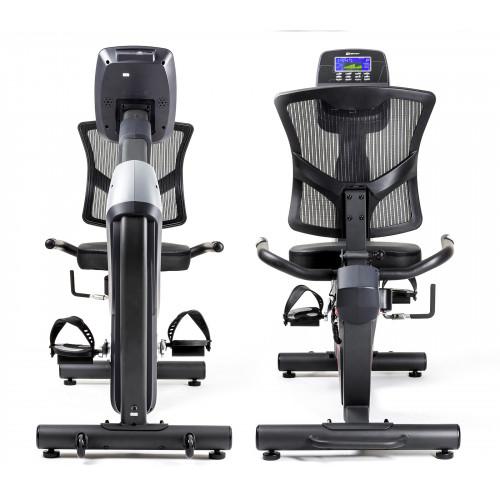 Rower elektryczno-magnetyczny leżący HS-200L Dust iConsole+ Hop Sport  (6)