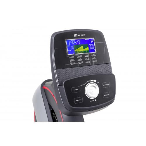 Rower elektryczno-magnetyczny leżący HS-200L Dust iConsole+ Hop Sport  (32)