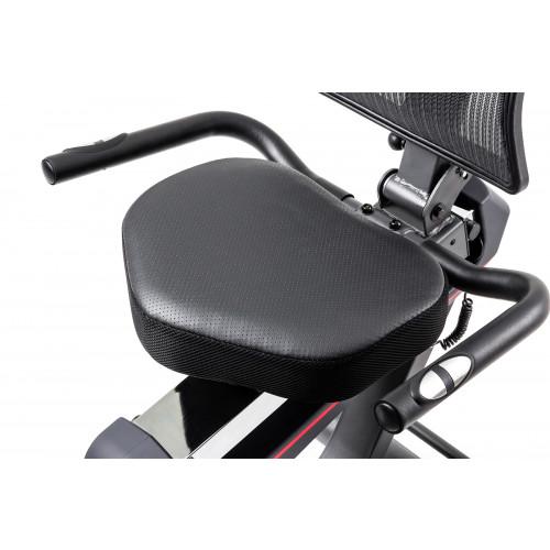 Rower elektryczno-magnetyczny leżący HS-200L Dust iConsole+ Hop Sport  (21)