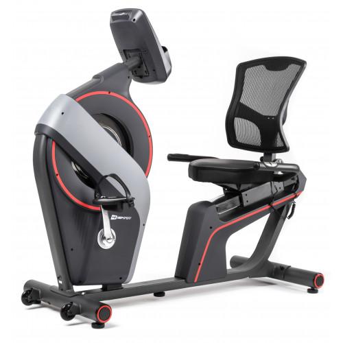 Rower elektryczno-magnetyczny leżący HS-200L Dust iConsole+ Hop Sport  (5)