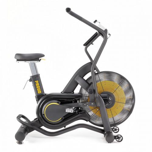 Rower treningowy AIR BIKE 2.0 PROUD (żółty) (2)