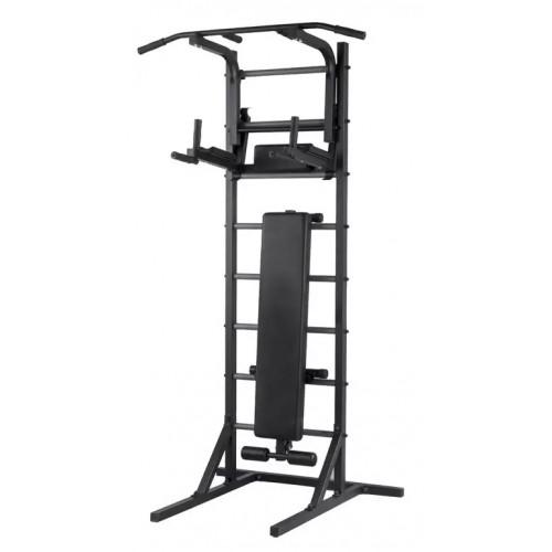 Drabinka gimnastyczna wolnostojąca z ławką OLYMPIC (1)