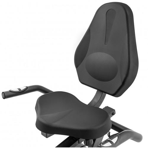 Rower leżący HS-050L Hawk Hop Sport (szaro-niebieski) (7)