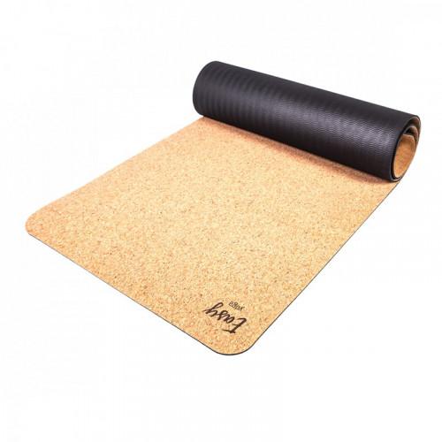 Eco mata do jogi easy korek natural black (1)