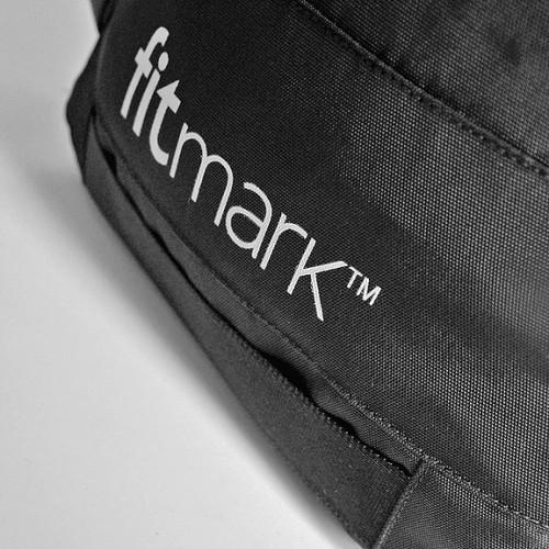 ENVOY DUFFEL FITMARK - Torba sportowa + 2 posiłki (czarna) (7)