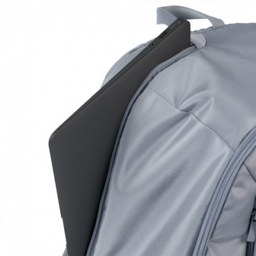 EVOLUTION BACKPACK FITMARK - Plecak sportowy + 2 posiłki (szary) (6)