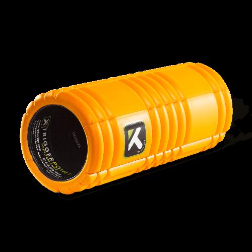 Wałek Grid Foam Roller 33 cm TRIGGER POINT (pomarańczowy) (4)