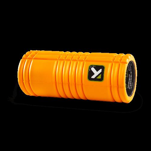Wałek Grid Foam Roller 33 cm TRIGGER POINT (pomarańczowy) (3)